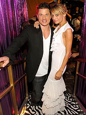 SOMETHING IN COMMON photo | Nick Lachey, Nicole Richie