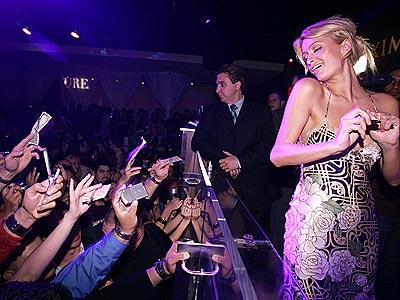 ABOVE IT ALL  photo | Paris Hilton