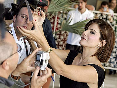 FAMOUS FACE photo | Sandra Bullock
