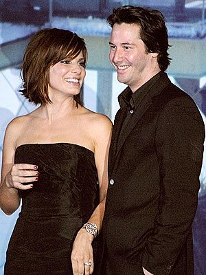 IN THE 'HOUSE' photo | Keanu Reeves, Sandra Bullock
