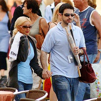 FUTURE 'RENTS photo | Christina Aguilera, Jordan Bratman
