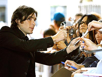 LUCKY CHARMER photo | Cillian Murphy
