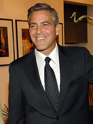 ACTING AMBASSADOR  photo | George Clooney