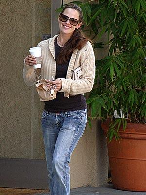 REGULAR JOE  photo | Jennifer Garner