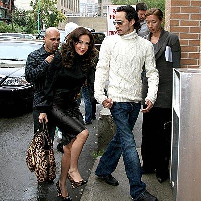 GETTING A GRIP photo | Jennifer Lopez, Marc Anthony