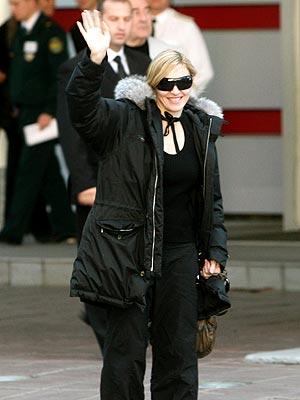 HELLO, MOSCOW!  photo | Madonna