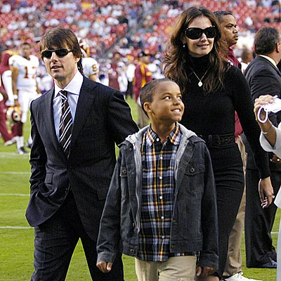 GAME PLAN  photo | Katie Holmes, Tom Cruise