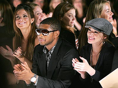 STAR LINEUP photo | Hilary Duff, Maria Menounos, Usher