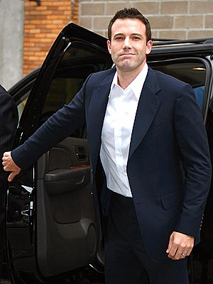 SHOW OFF photo | Ben Affleck