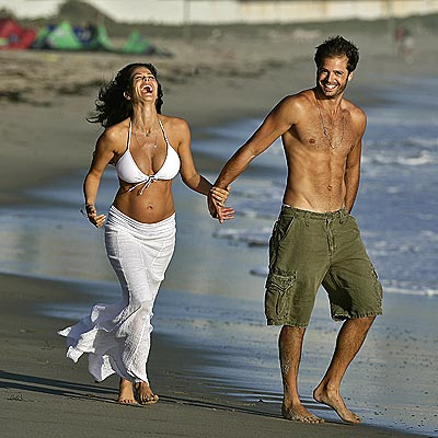 BABY WATCH  photo | Brooke Burke, David Charvet