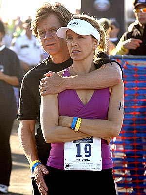 A SPORTING PAIR  photo | Felicity Huffman, William H. Macy