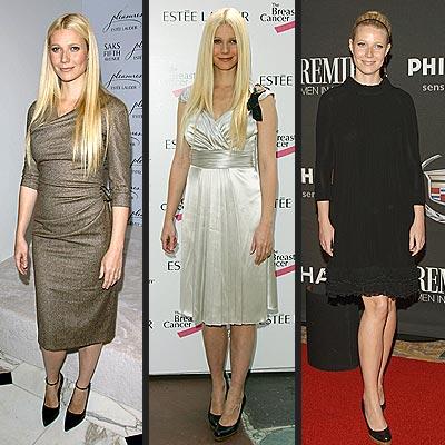 THREE TIMES A LADY photo | Gwyneth Paltrow