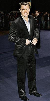 SUITING UP photo   Leonardo DiCaprio