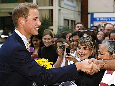 THE PEOPLE'S PRINCE photo | Prince William