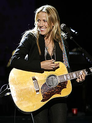 AXE TO GRIND photo | Sheryl Crow
