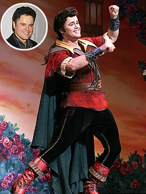 CARTOON CHARACTER  photo | Donny Osmond