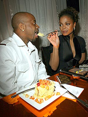 A SPOONFUL OF SUGAR photo | Janet Jackson, Jermaine Dupri