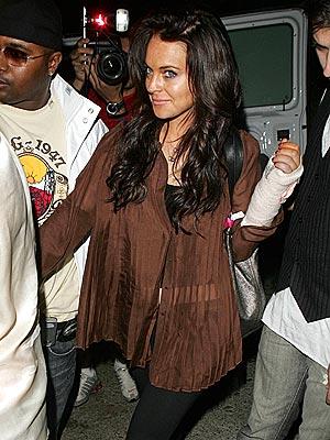 FRESH BREAK  photo | Lindsay Lohan