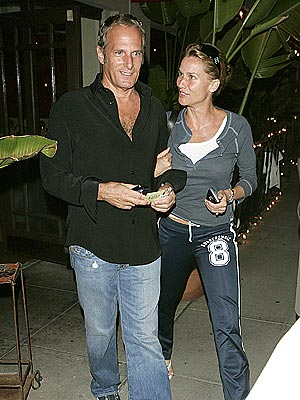 HOOKED UP photo | Michael Bolton, Nicollette Sheridan