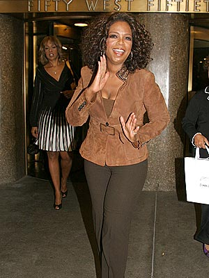 TV ON THE RADIO photo | Oprah Winfrey