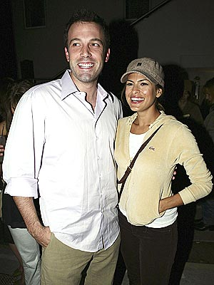 SHOWING SUPPORT photo | Ben Affleck, Eva Mendes