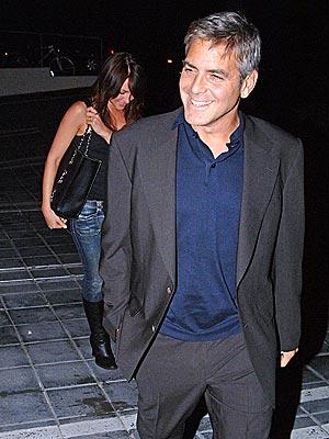 GENTLEMAN GEORGE  photo | George Clooney