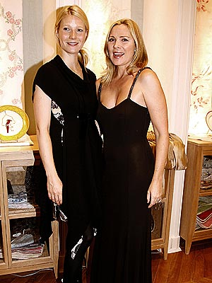 LINENS & THINGS photo | Gwyneth Paltrow, Kim Cattrall