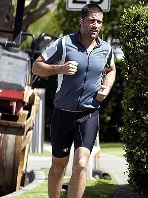 ON THE RUN photo | Matthew Fox