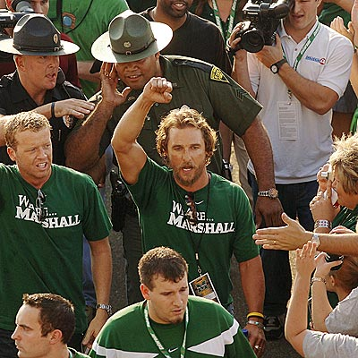 TEAM SPIRIT photo | Matthew McConaughey, McG