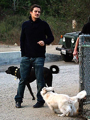 DOGGONE IT photo | Orlando Bloom