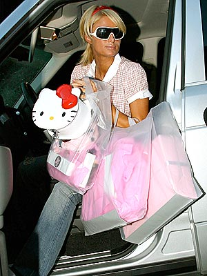 KITTY AND KABOODLE photo | Paris Hilton