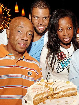 THE SWEET SPOT photo | Al Reynolds, Russell Simmons, Star Jones