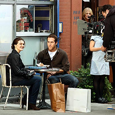 LUNCH DATE photo | Rachel Weisz, Ryan Reynolds