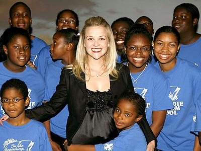 A VOCAL SUPPORTER  photo | Reese Witherspoon