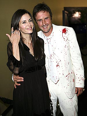 BLOODY GOOD photo | Courteney Cox, David Arquette
