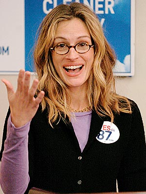 AFFIRMATIVE ACTION photo | Julia Roberts