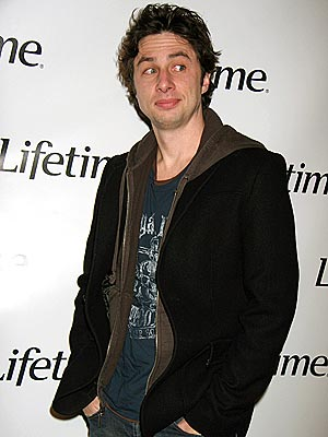 HOUSE CALL  photo | Zach Braff