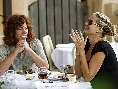 ODD COUPLE  photo | Heidi Klum, Shaun White