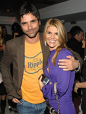 'HOUSE' CALL  photo | John Stamos, Lori Loughlin