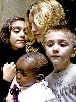 FAMILY PORTRAIT  photo | Madonna