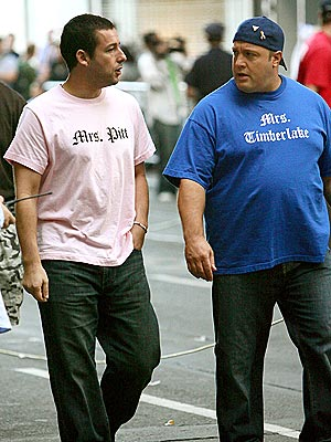 HERE COME THE BRIDES  photo | Adam Sandler, Kevin James