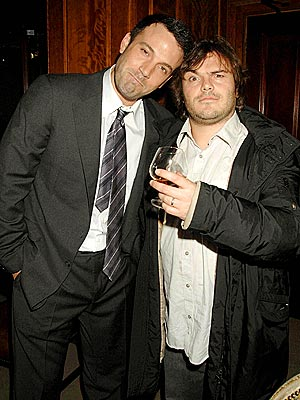 COMMON GROUND  photo | Ben Affleck, Jack Black