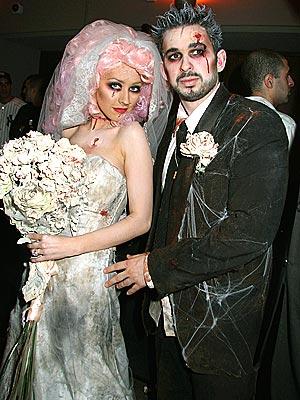 CORPSE BRIDE  photo | Christina Aguilera