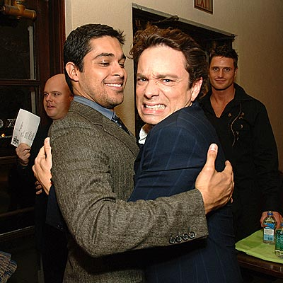 TIGHT SQUEEZE photo | Chris Kattan, Wilmer Valderrama