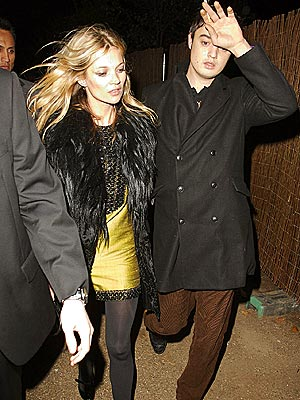 FAST TRACK photo | Kate Moss, Pete Doherty