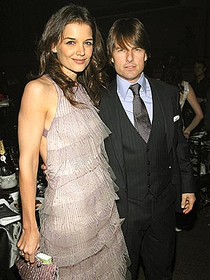 THE FINAL COUNTDOWN  photo | Katie Holmes, Tom Cruise