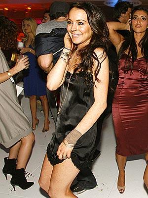 DANCE REVOLUTION photo | Lindsay Lohan