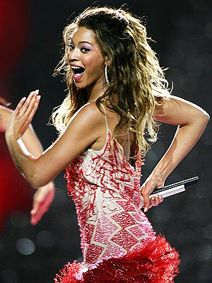 FRONT AND CENTER photo | Beyonce Knowles