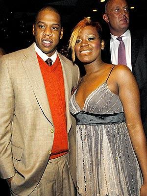MUSIC MAKERS photo | Fantasia Barrino, Jay-Z