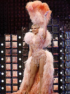 Kylie Minogue Australian Hottest Girls
